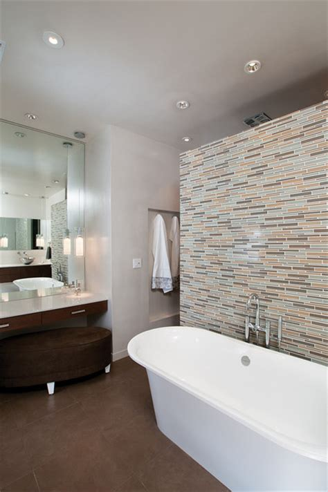 Bathroom Fixtures Atlanta Modern Glam Modern Bathroom Atlanta By Burns Century Interior Design