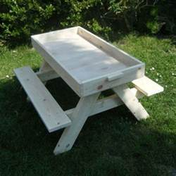 Build Your Own Children S Picnic Table by How To Build A Kids Picnic Table And Sandbox Combo Diy Projects For Everyone