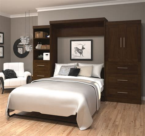 In Wall Bed by Bedroom Extraordinary Murphy Bed Costco With Amazing