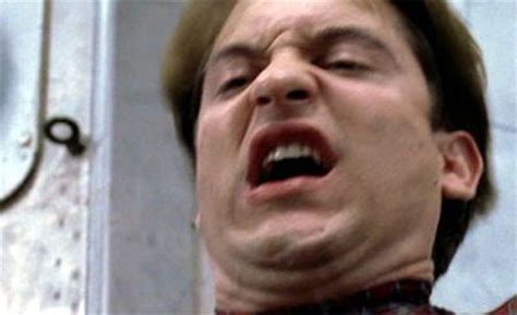 tobey maguire spiderman face google search spiderman