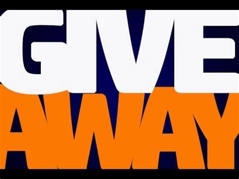 Giveaway Thumbnail - hqdefault jpg
