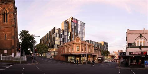 Appartments Hobart by Terroir Projects Student Housing Hobart