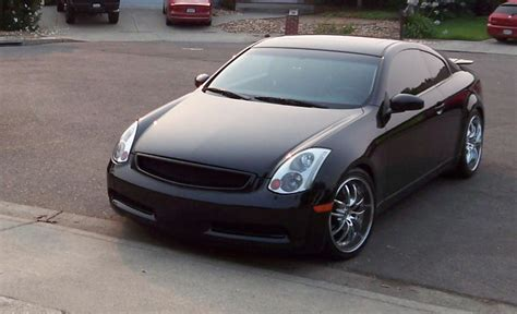 infiniti g35 upgrades 2003 infiniti g35 automatic vortech supercharger pictures