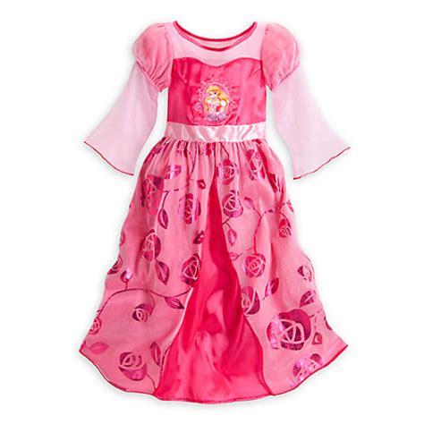 Kd10 Princess Dress Import Pink Size 12 nwt disney store princess sleeping