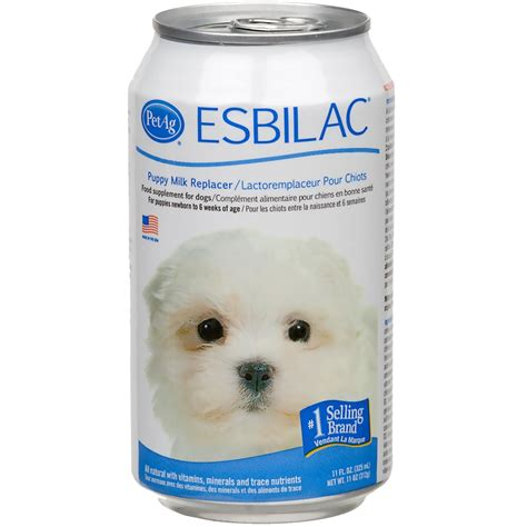 milk replacer for puppies esbilac puppy milk replacer liquid 11 oz