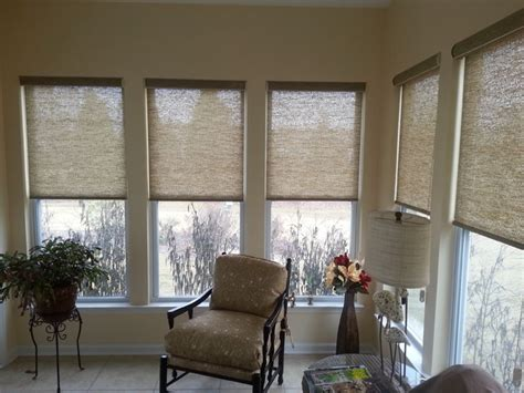 Window Treatments For A Sunroom sunroom style window treatments charleston by phelps enterprises