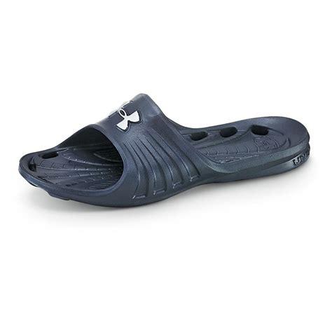 mens armour sandals s armour 174 locker slide sandals 200006 sandals