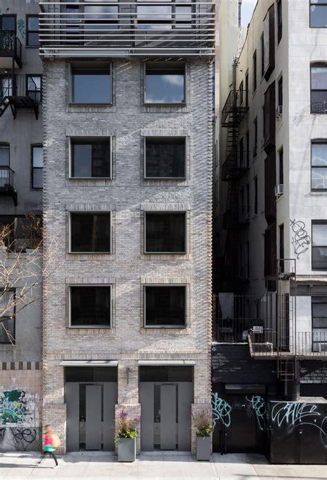 new york apartment block by grzywinski pons references