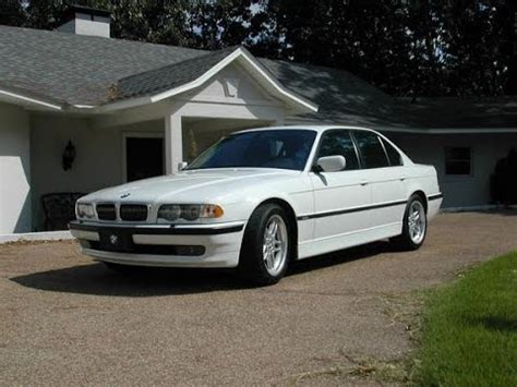 2001 bmw 740il review bmw 740il review look