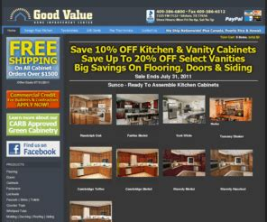 goodvaluecenter value home improvement center home