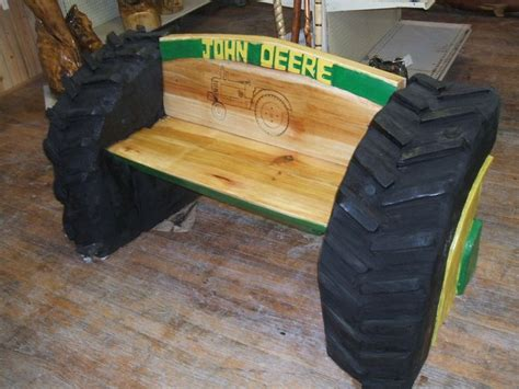 john deere bench 1000 images about repurposed on pinterest automotive