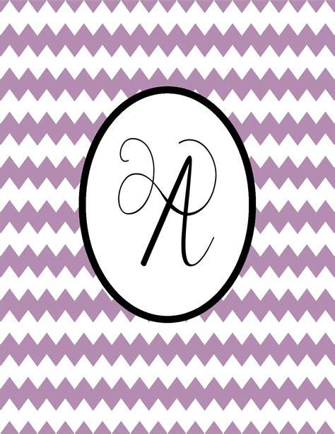 printable binder covers monogram 8 best images of monogram printables for binders