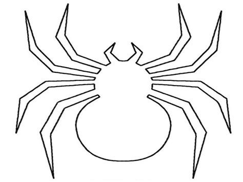 spider coloring spider coloring pages for grig3 org