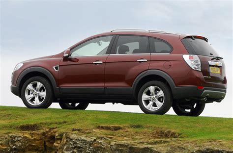 chevrolet captiva uk photo 3 8136