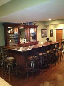home bars crafted black walnut home bar by belanger