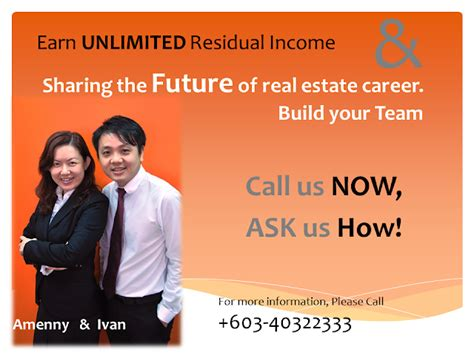 Mba Real Estate Career Path by Real Estate Career In Malaysia Career Path In Real Estate