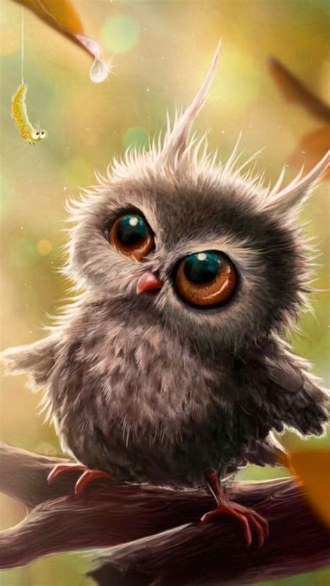 ideas  owl wallpaper iphone  pinterest