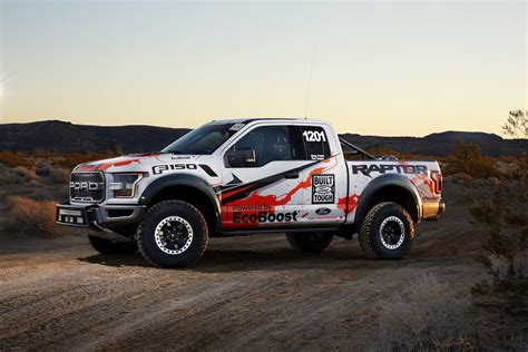 trucks race 2017 ford f 150 raptor race truck hiconsumption