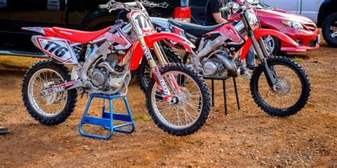250 2 stroke motocross bikes for sale choosing between a 250 2 stroke and a 450 4 stroke motosport