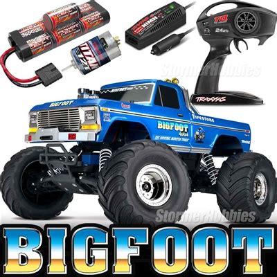 original bigfoot truck traxxas original bigfoot truck rtr blue