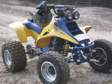 1989 Suzuki Atv 1989 Suzuki Quadracer 250 Picture 1300311