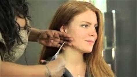 women sideburns how to fix them how to cut wispy sideburns for women youtube