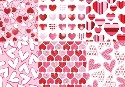 pattern photoshop heart loving hearts pattern pack free photoshop brushes at