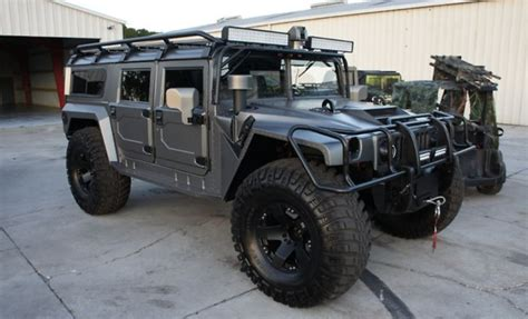 hummer week ebay deal of the week 1997 hummer h1 widebody ridelust