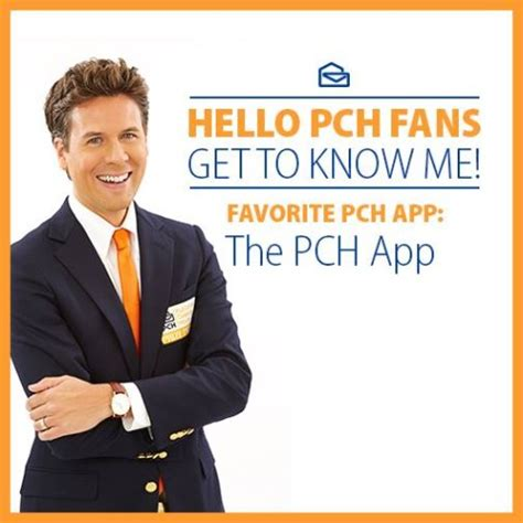 Pch Prize Patrol 2016 - get to know the newest prize patrol member howie pch blog