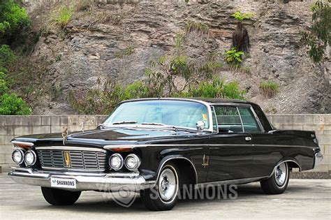 Imperial Chrysler by Sold Chrysler Imperial Crown Coupe Lhd Auctions Lot