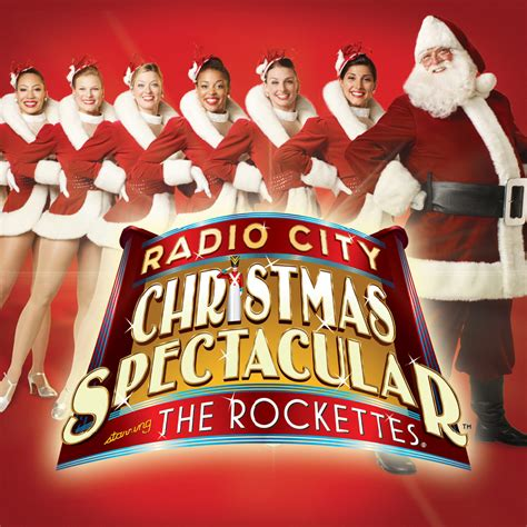 christmas with rockettes