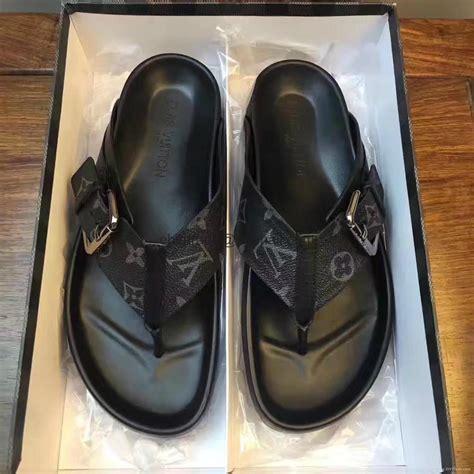 lv slippers cheap louis vuitton s sandals lv slippers lv sandals