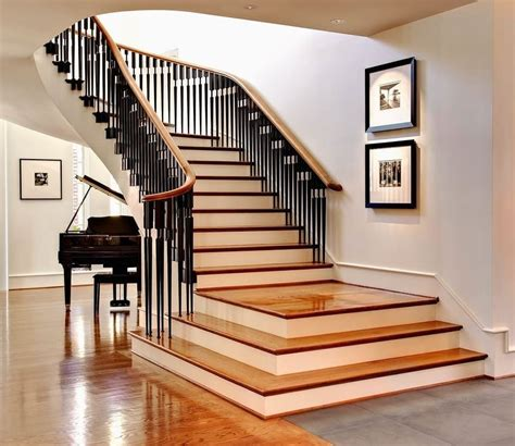 modelos de escaleras exteriores para casas escaleras modernas