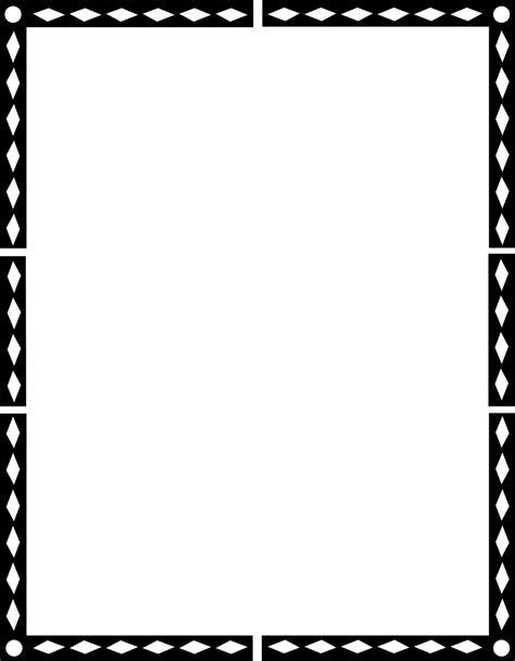 border clip border free stock photo illustration of a blank black
