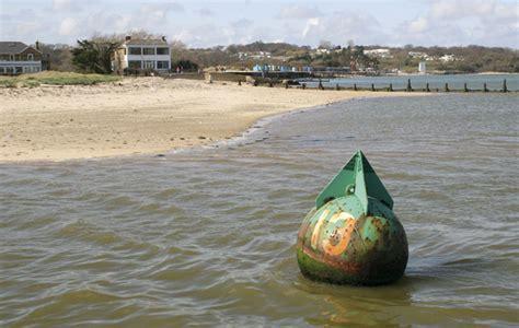 mooring buoy boat exam skipper s tips look abeam