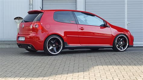 Auto Golf 5 Gti by Vw Golf 5 Gti Thor Tuning