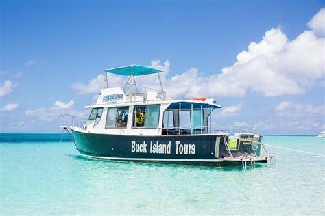 boats ylands buck island tours st croix sail snorkel fun