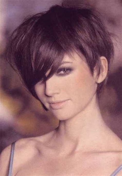 images of long hair with short choppy chop punk side bangs hairstylegalleries com