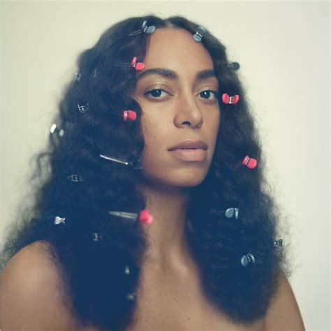 Solange Shares Inspirations For A Seat At The Table