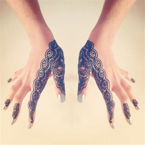 henna tattoo tumblr finger mehndi designs 3 models picture