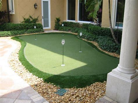 golf synthetic putting greens backyard putting green