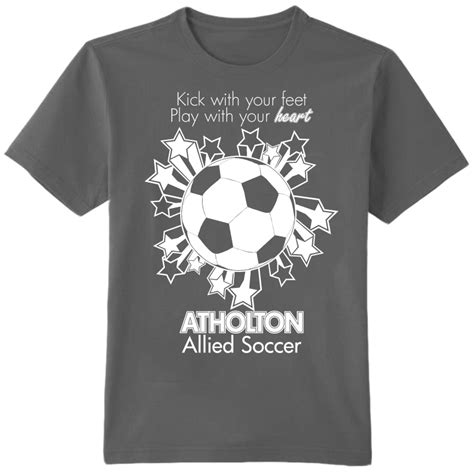 design a soccer shirt online soccer t shirt designs with quotes quotesgram