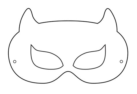 superhero masks coloring pages