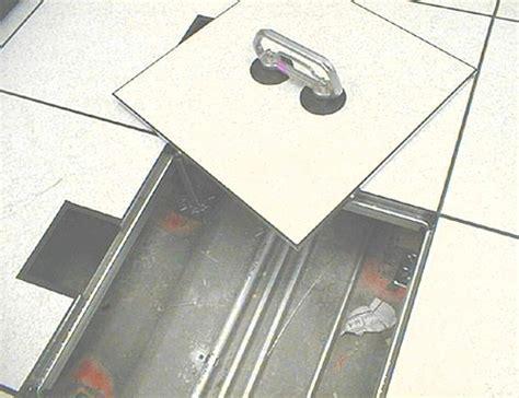 Raised Access Floor   Raised Flooring Systems :: HMF