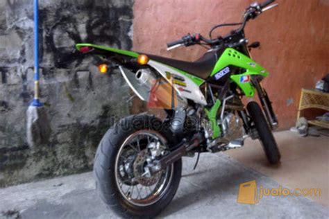 Knalpot Creie Klx D Tracker knalpot racing kawasaki klx d tracker 150 malang jualo