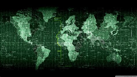 matrix code world map 4k hd desktop wallpaper for 4k ultra