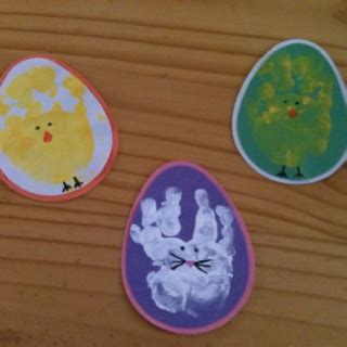 craft for babies easter crafts i did with babies yes you read