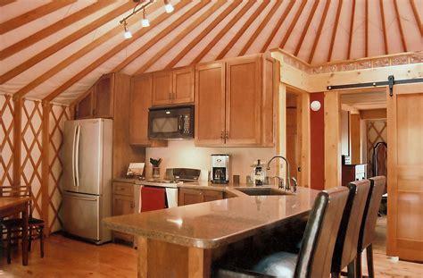yurt interiors pacific yurts