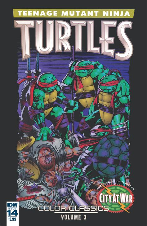 Graphic Classics Volume 23 Classics 1 dec150428 tmnt color classics series 3 14 previews world