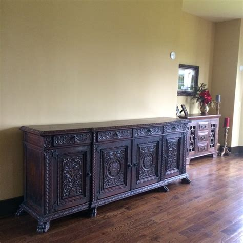 Antique Dining Room Buffet Heavily Carved Antique Furniture Letters From Eurolux